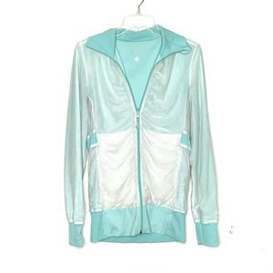 Lululemon Raja Jacket Vintage Reversible Mint 8